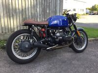 BMW R100RS 1000cc CAFE RACER X reg 1982