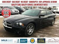 2014 Dodge Charger SXT|36K KMs|RearWheelDrive|Cruise|Heated Seat