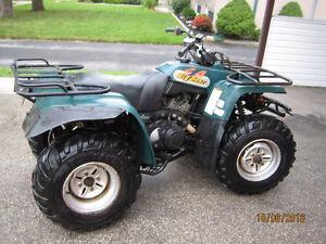 Yamaha ATV Big Bear 350 (Re-posted)