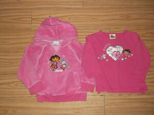 MANY OUTFITS FOR 2-3 YEAR OLD GIRL Dora Hello Kitty... Gatineau Ottawa / Gatineau Area image 7