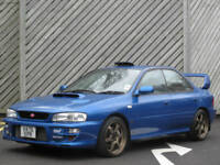 SUBARU IMPREZA WRX STi TYPE RA VERSION 6 282/2000 MADE - OVER 325BHP !!