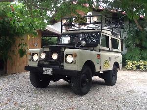 Land rover defender série 3 1980 édition Santa ana