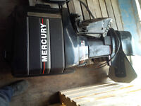 Mercury 115HP 2-Cycle Outboard - Great Deal