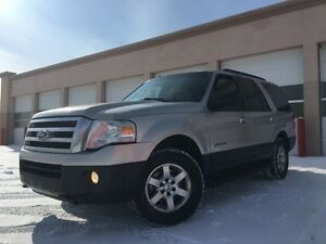 2007 Ford Expedition XLT 4X4 = 7 PASSENGER = CLEAN CAR PROOF