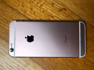 Rose Gold 16 GB IPhone 6S