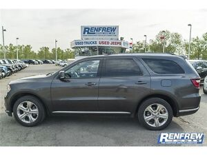 2015 Dodge Durango Limited/CLEARANCE PRICE (DUAL REAR SEAT DVD)