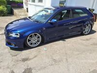 Audi A3 air ride for 55mm struts.