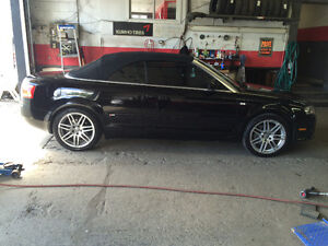 2009 Audi A4 Sline Convertible