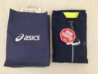 ASICS gore windstopper running jacket medium