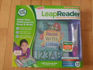 Leap Frog LeapReader (Brand new never been used)