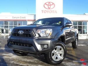 2015 Toyota Tacoma 4x4 Double Cab V6 5AT