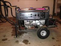 Yamaha EF6200 PROPANE generator