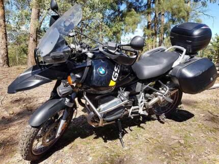 BMW 1150GS Adventure 2002