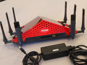 Router - Wireless AC5300 Tri-Band Gigabit