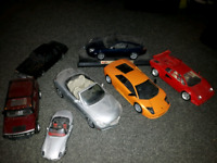 Model Toy Cars