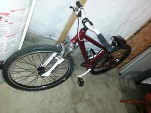 Norco dirt jumper style trail bike $400