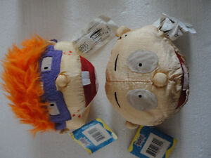 Brand new with tags set of 2 Rugrats stuffed plush toys London Ontario image 5
