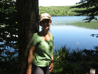 Do you have a clean cottage with loons on a tranquil quiet lake?