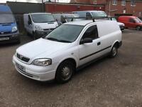 Vauxhall Astravan 1.7DTi 16v 2002MY Envoy - JG TRAVEL