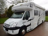 **Deposit Taken**RS Eurocruiser 2007 6 Berth Rear Garage Motorhome