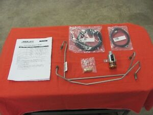 2007 to 2009 mustang line lock kit
