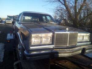 88 Chrysler 5th ave parts