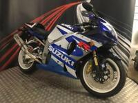 2002 02 SUZUKI GSXR 1000 988CC GSXR 1000 K1