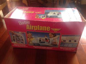 Vintage Barbie Airplane by Mattel (1999)