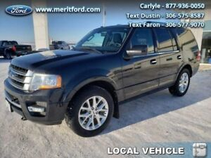 2015 Ford Expedition Limited  - Local - Trade-in