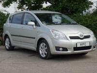 2007 Toyota Corolla Verso 1.8 VVT-i SR 5dr