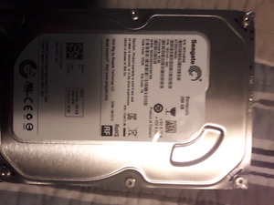 Seagate 250 gb HDD