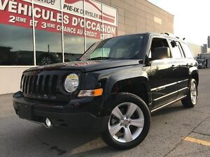 Jeep Patriot  Limited+CUIR+TOIT+MAGS+ 2015