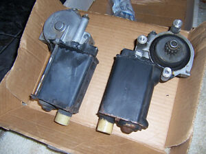 Electric Window motors - for 58 to 67 chevy