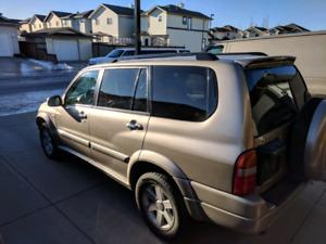 2003 Suzuki XL7 Grand Vitara