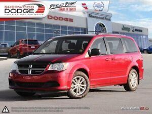 2015 Dodge Grand Caravan SXT  DVD | STOW N GO | BLUETOOTH