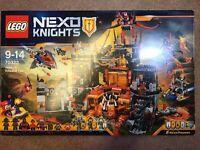 LEGO Nexo Knights 70323 Jestro's Volcano Lair RRP £70