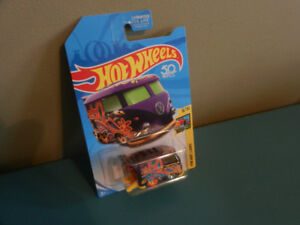Hot Wheels Treasure Hunt Kool Kombi Brand new
