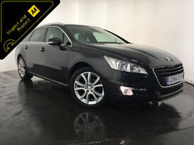 2014 PEUGEOT 508 ACTIVE NAVIGATOR E-HDI ESTATE 1 OWNER SERVICE HISTORY FINANCE