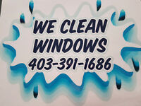 Exterior Window Cleaning - Pine Lake Area