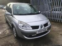 Renault Scenic 1.6 VVT ( 111bhp ) Dynamique 2 previous owners nice MPV