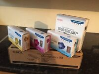 Xerox phaser 8560 inks and extended maintenance kit NEW