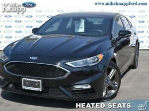 2017 Ford Fusion Sport  - Low Mileage