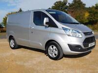 Ford Transit Custom 290 LIMITED LR SWB P/V