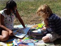 Summer Reading Tent Volunteers