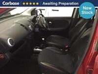 2013 NISSAN NOTE 1.5 [90] dCi N Tec+ 5dr Mini MPV 5 Seats