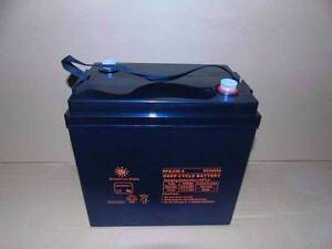 ✪ AGM / GEL 240 AMP 6 VOLT BATTERY 2 YR WARRANTY Ashmore Gold Coast City Preview