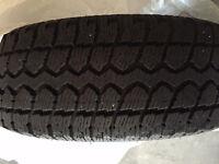 Like NEW Total Terrain Winter Tires 215/70R16