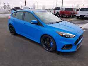 2017 Ford Focus RS AWD Limited Edition 350HP 0% Finance