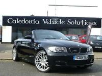 2009 BMW 1 Series 2.0 123d SE 2dr