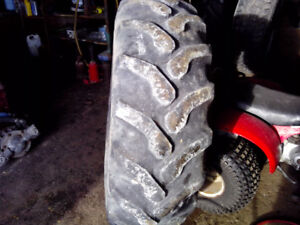 16.9x24 forklift\loader tire